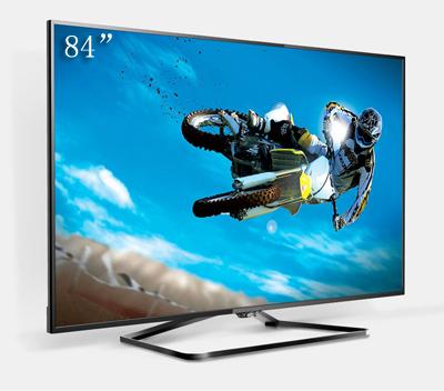 84寸智能顯示器,84寸網絡雲電視