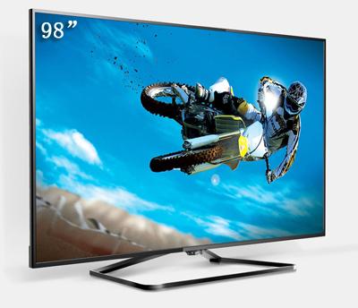 98寸智能液(ye)晶顯示器,98寸網絡雲電視